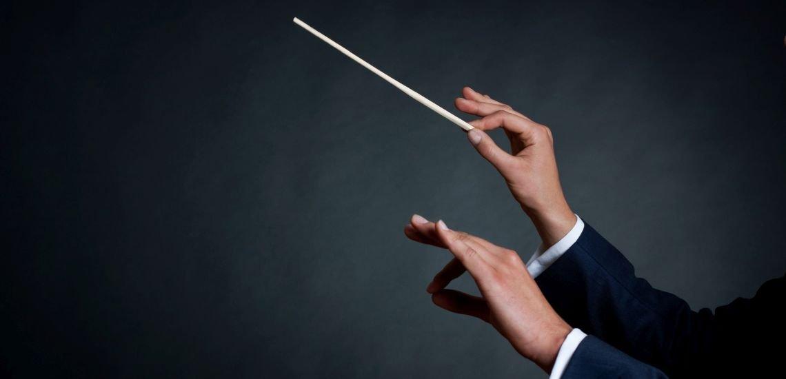 Piano oder forte: Wie bei einem Konzert helfen Regieanweisungen auch bei der Rede, die richtige Tonalität zu finden. (c) Getty Images/feedough