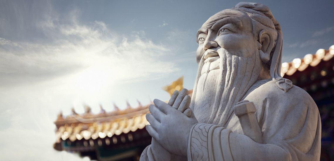 Zu einer erfolgreichen Führung gehört nach Konfuzius eine offene, zielorientierte und ehrliche Sprache. (c) Getty Images/XiXinXing