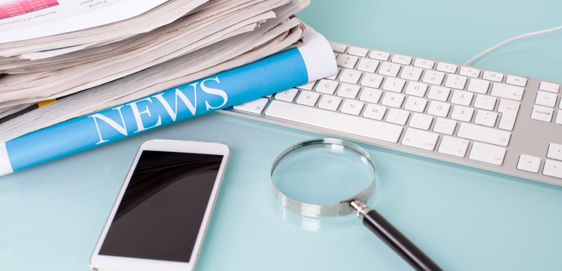 Die Auswertung von Pressemonitorings kann strategische Entscheidungen mit beeinflussen, wie Oliver Graßy im Interview erklärt. (c) GettyImages/NorthernStock
