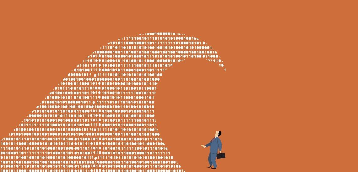 Big Data wird das Berufsbild von Kommunikatoren verändern. Müssen nun alle zu Data Scientists werden? (c) Aleutie/Getty Images