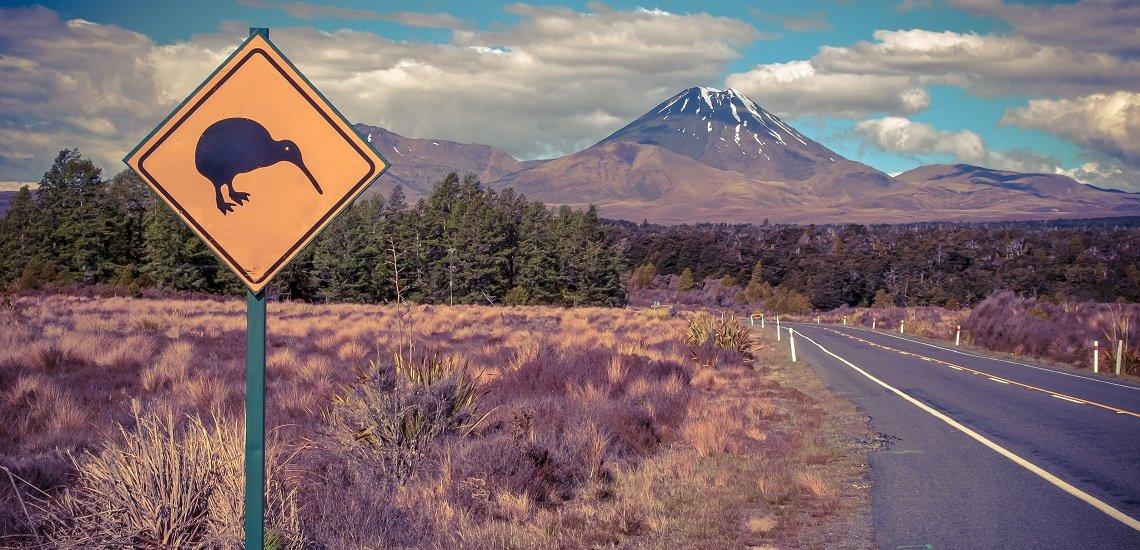 Neuseeland wirbt mit einem nach Australien ausgewanderten Modell für den Staatshaushalt. (c) Getty Images/CreativeNature_nl