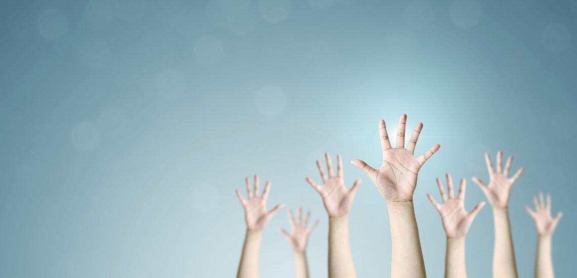 Nur Mut: Das Top-Management sollte sich nicht scheuen, im Social Intranet aktiv zu sein. (c) Getty Images/marchmeena29