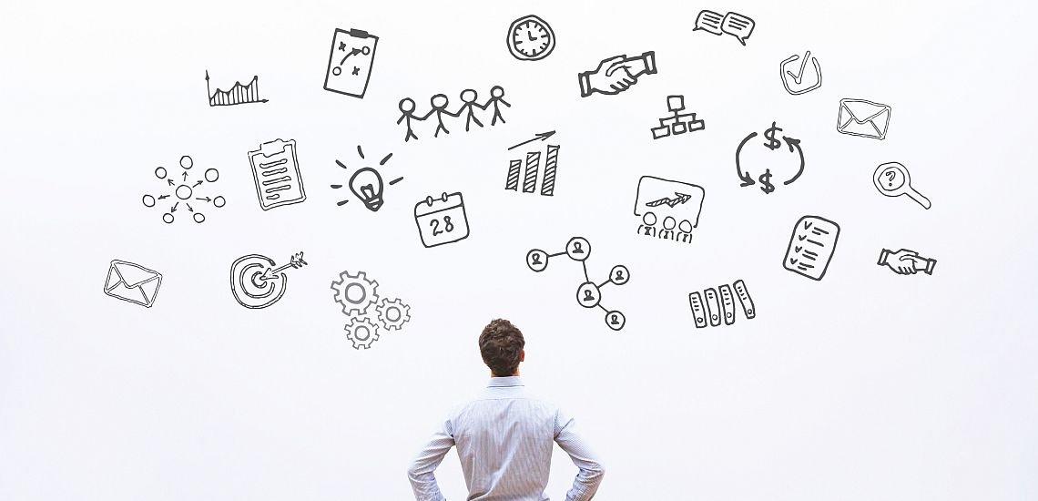 Moderne Kommunikationsplanung vernetzt und orchestriert alle Teams der Kommunikationsabteilung. (c) Getty Images/anyaberkut