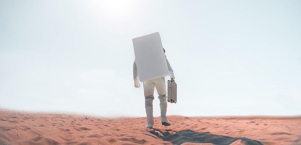 Kleider machen nicht nur Leute, sie prägen auch das Bild von Konzernen. (c) Getty Images/YakobchukOlena