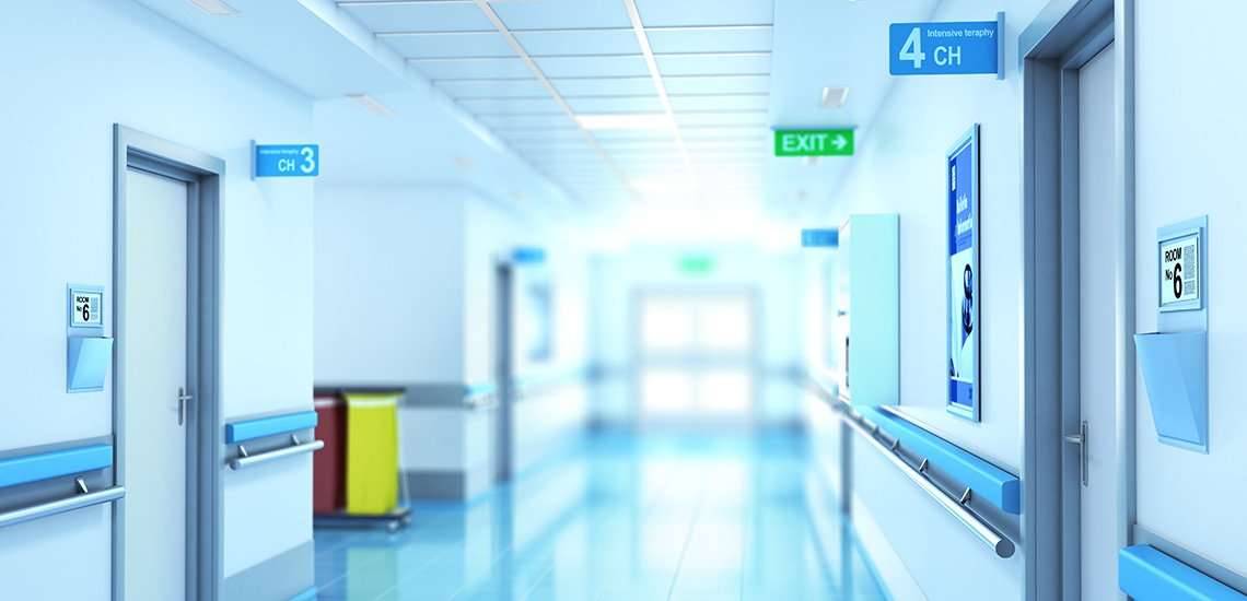 Marc Raschke und sein Team entwickeln für das Klinikum Dortmund ungewöhnliche Kampagnen. (c) Getty Images / urfinguss