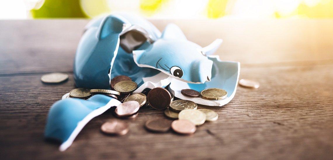Bei einer Insolvenz stellen sich nicht nur rechtliche, steuerliche und wirtschaftliche Fragen, sondern auch kommunikative. (c) Getty Images/Christian Horz