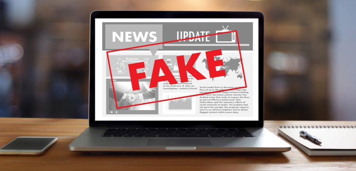 Die USA wollen sich mit einer Software gegen Fake News wappnen. / Fake News: (c) Getty Images/ juststock