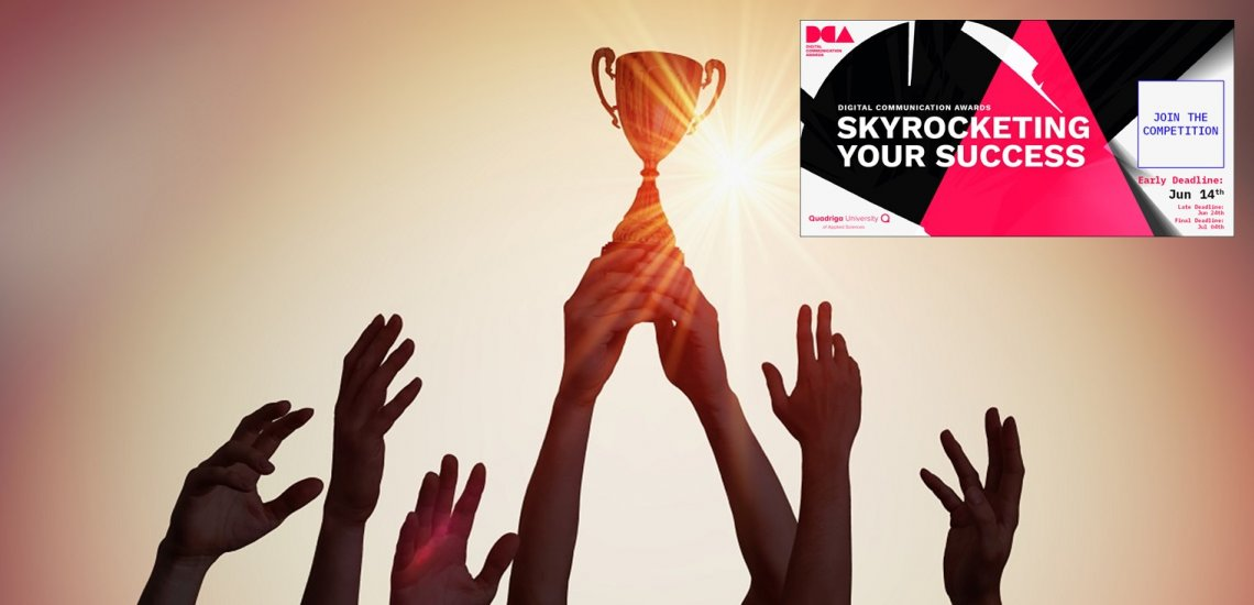 Am 14. Juni endet die erste Bewerbungsfrist für die Digital Communication Awards. (c) Getty Images/vchal / Quadriga Media