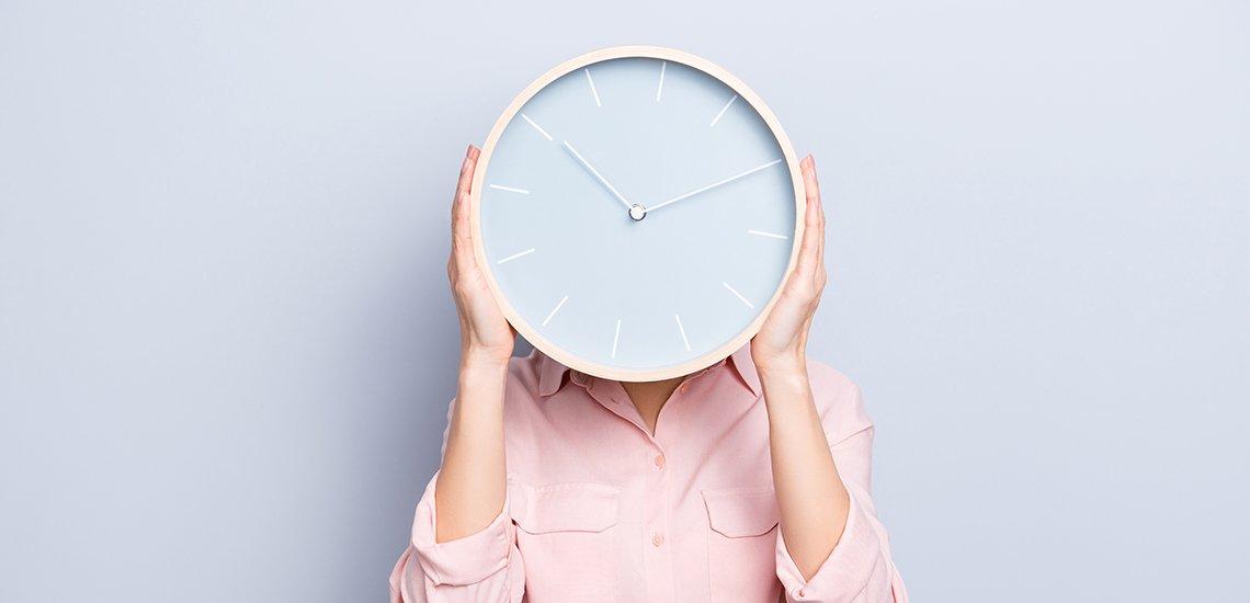 Wie man unnötige Zeitfresser vermeidet. (c) Getty Images / Deagreez