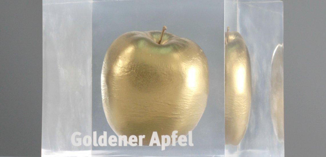 """Der """"Goldene Apfel"""" (c) BdP"""