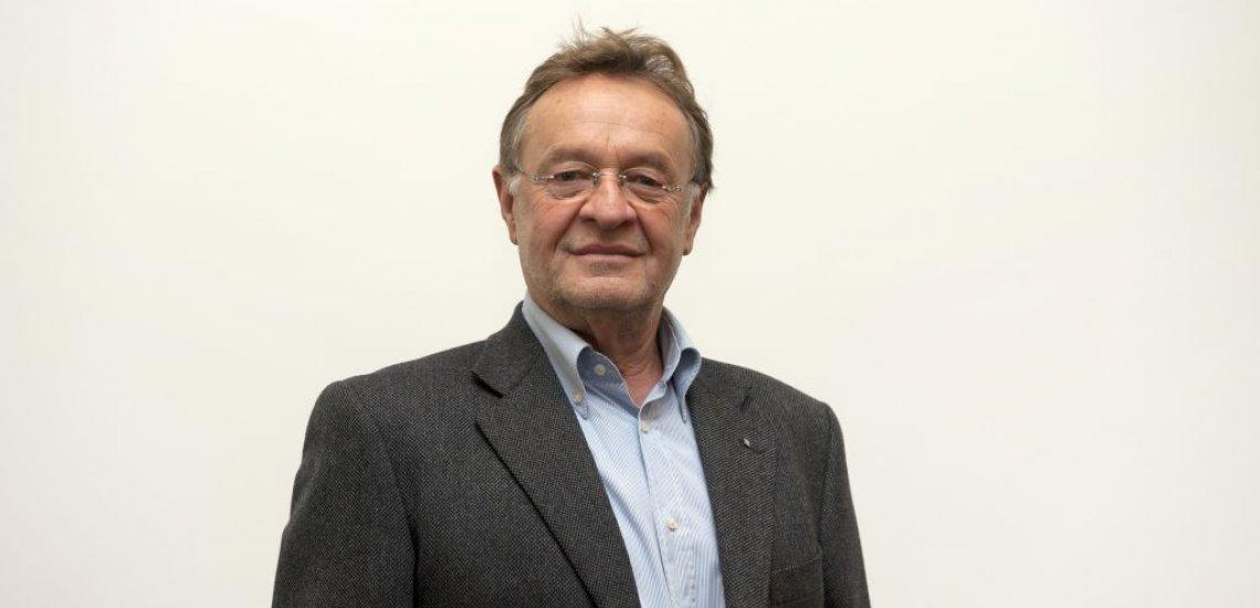 Während 23 Jahren als Pressesprecher der RUB schickte Josef König nicht nur Studenten und Professoren in den April... (c) Marion Nelle