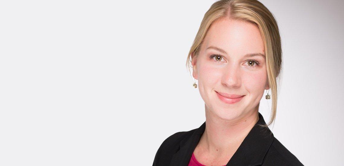 Kommunikatoren müssen die Dynamiken im Netz verstehen, meint Katharina Nachbar. / Katharina Nachbar: (c) GPPI/Katharina Nachbar
