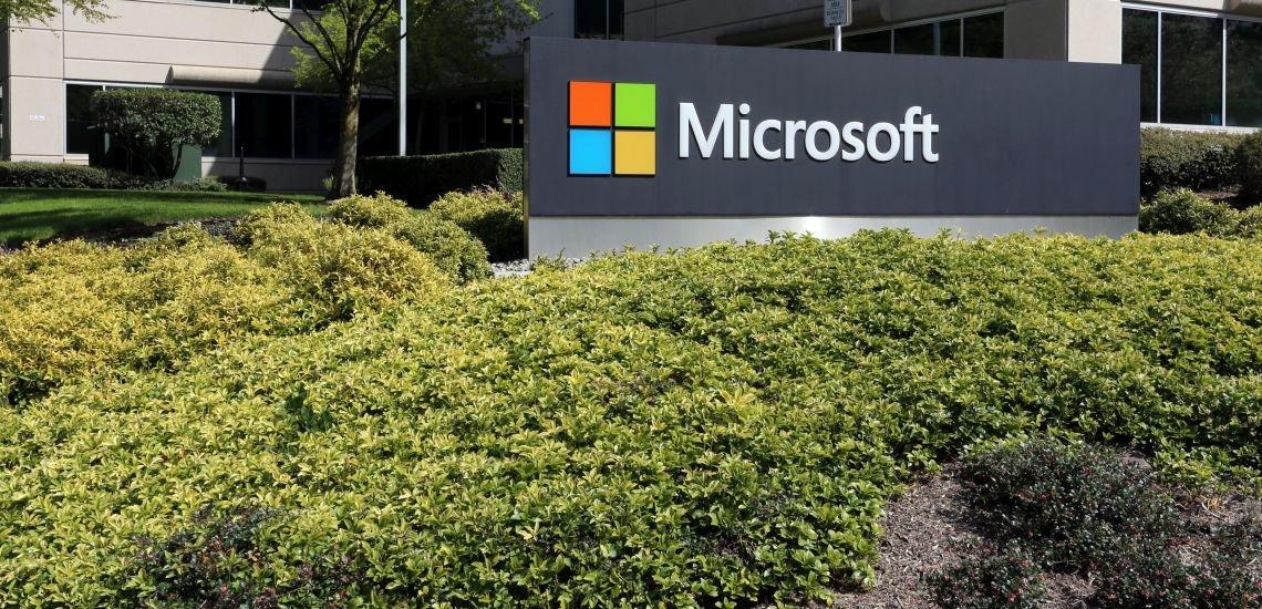 Microsoft untersagt seinen Mitarbeitern 2019 April-Scherze. (c) Getty Images / wellesenterprises