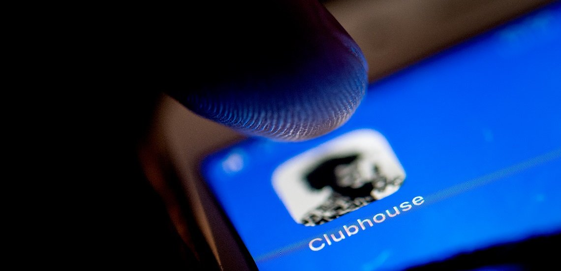 Bisher läuft Clubhouse nur auf Apple-Geräten. (c) Picture Alliance/dpa-tmn/Zacharie Scheurer