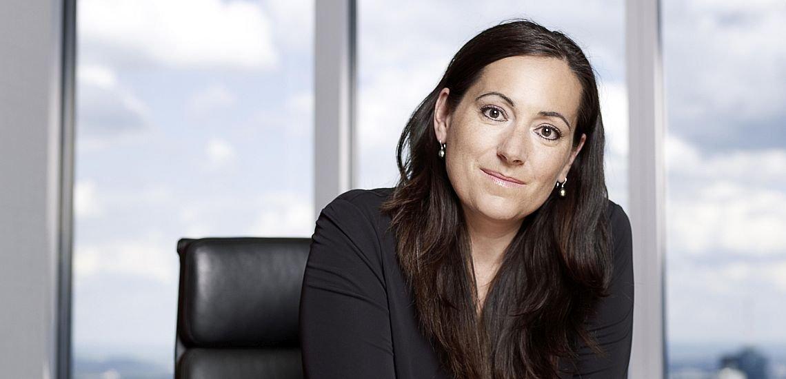 Monika Schaller wechselt zur Deutschen Post. (c) Gaby Gerster