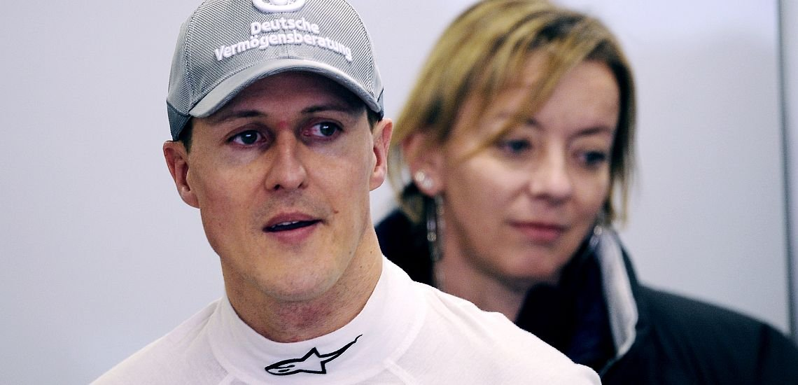 Die ehemalige Sportjournalistin Sabine Kehm, hier im Februar 2010, sieht sich als Schützerin der Privatsphäre des 2013 verunglückten Ex-Formel-1-Profis Michael Schumacher. (c) Lacy Perenyi