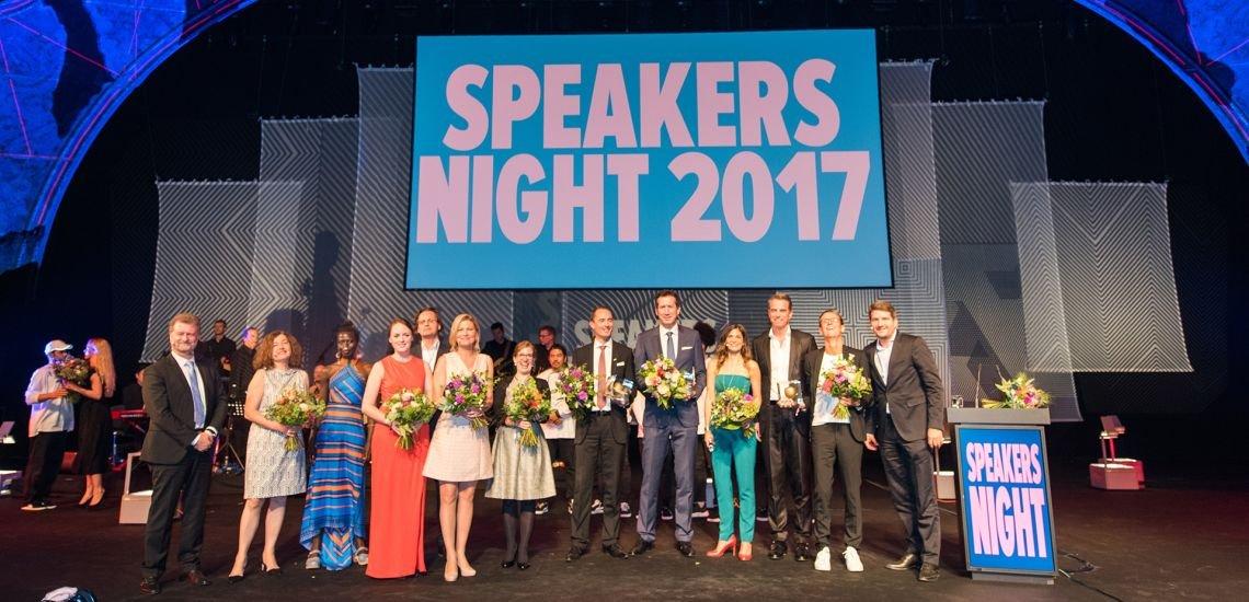 Die Gewinner der Speakersnight. (c) Laurin Schmid