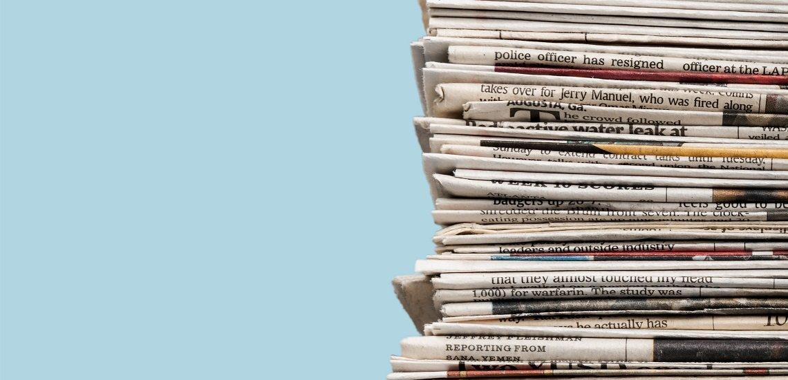 In den USA kommen auf einen Journalisten mittlerweile sechs PRler. (c) Getty Images / artisteer