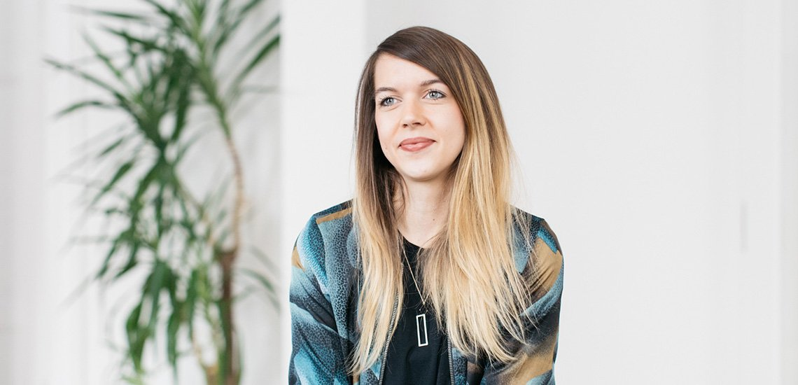 Die Schnelllebigkeit der sozialen Medien seien eine Herausforderung, sagt Romina Stroop von Deezer. (c) Deezer