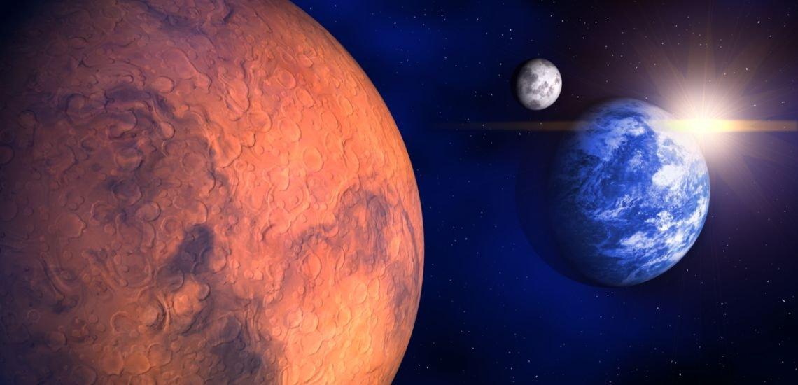 Krisenkommunikation zwischen Mars und der Außenwelt (c) Thinkstock