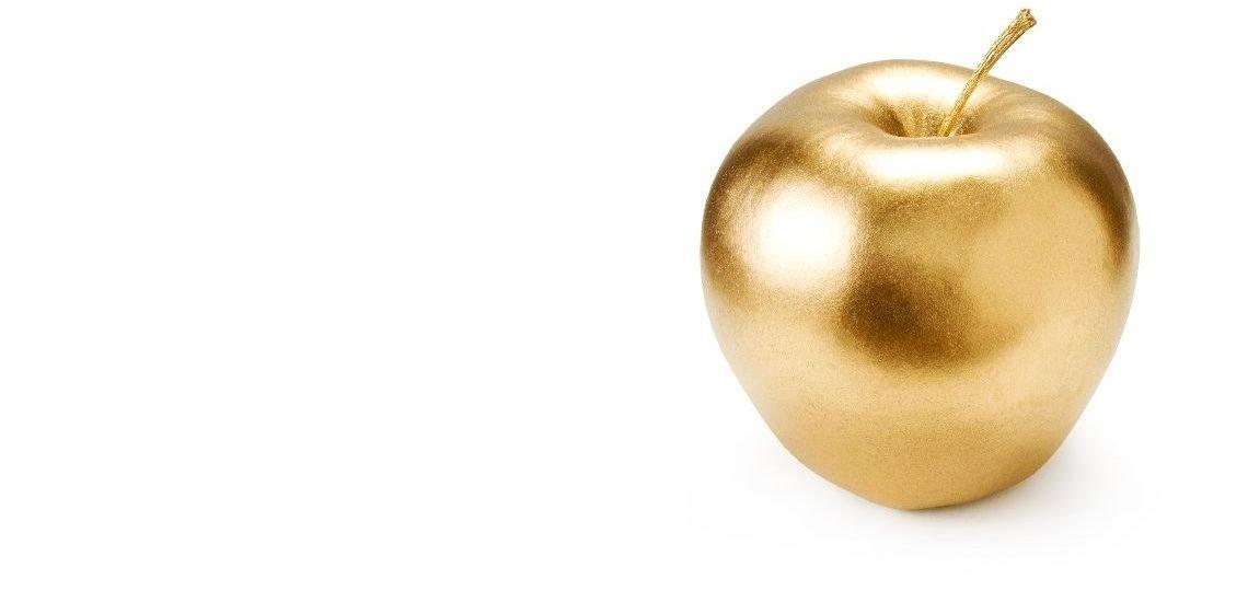 """Die Gewinner werden am 21. September in Berlin mit dem """"Goldenen Apfel"""" ausgezeichnet. (c) Thinkstock/alexfiodorov"""