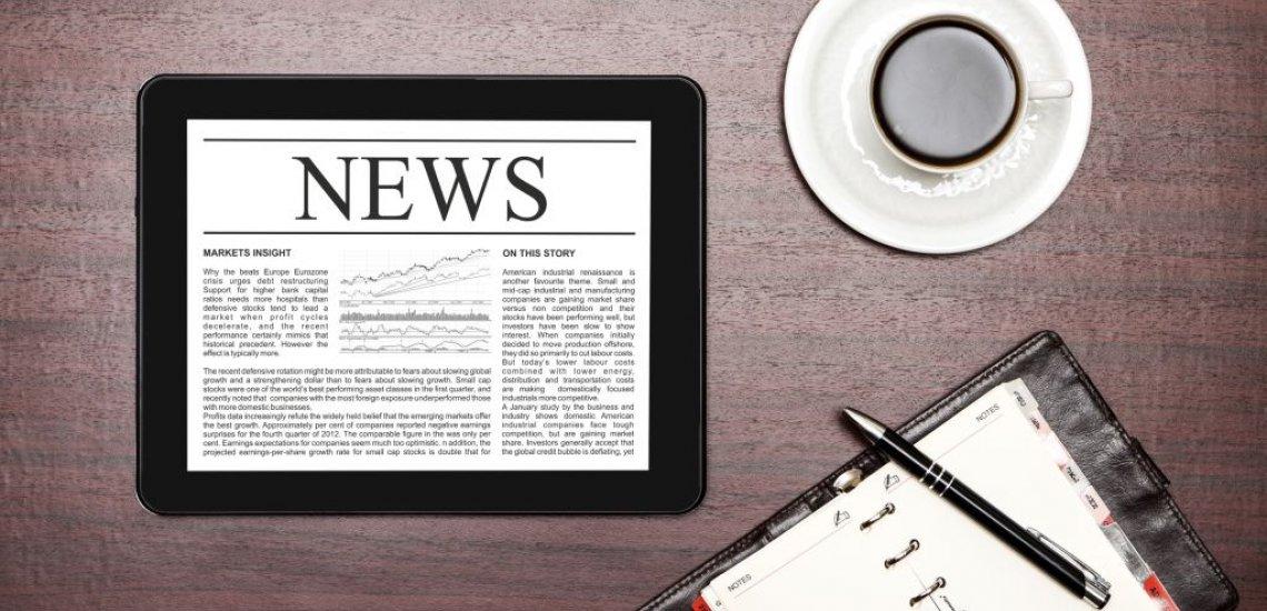 Die Berichterstattung ist dank digitaler und mobiler Vernetzung noch nie aktueller, schneller und vielfältiger gewesen als heute (c) Thinkstock/scyther5