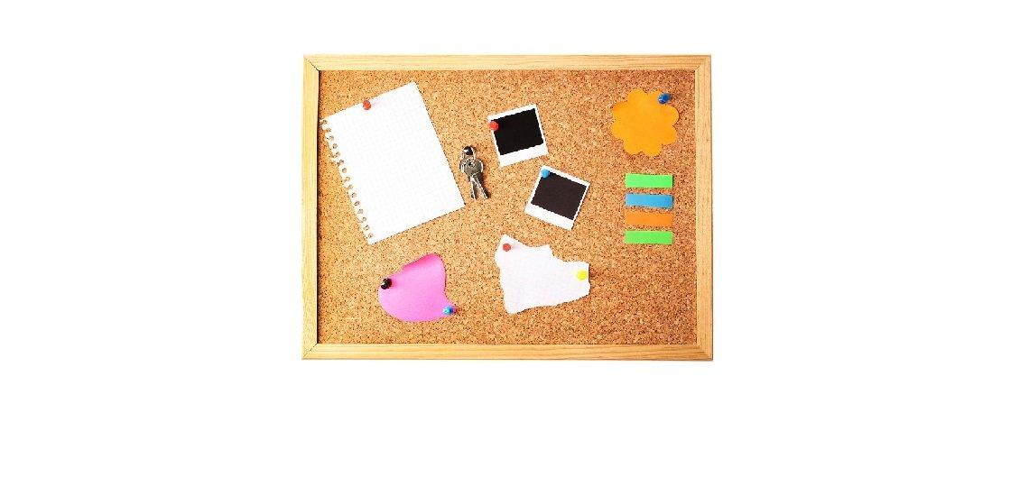 So individuell wie eine Pinnwand können Mitarbeiter ihr Dashbord gestalten. (c) Thinkstock/serezniy
