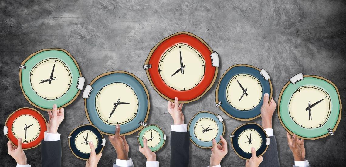 Unnötige Abstimmungsprozesse und eine schlechte Organisation kosten die meiste Zeit im PR-Alltag. (c) Thinkstock/Rawpixel