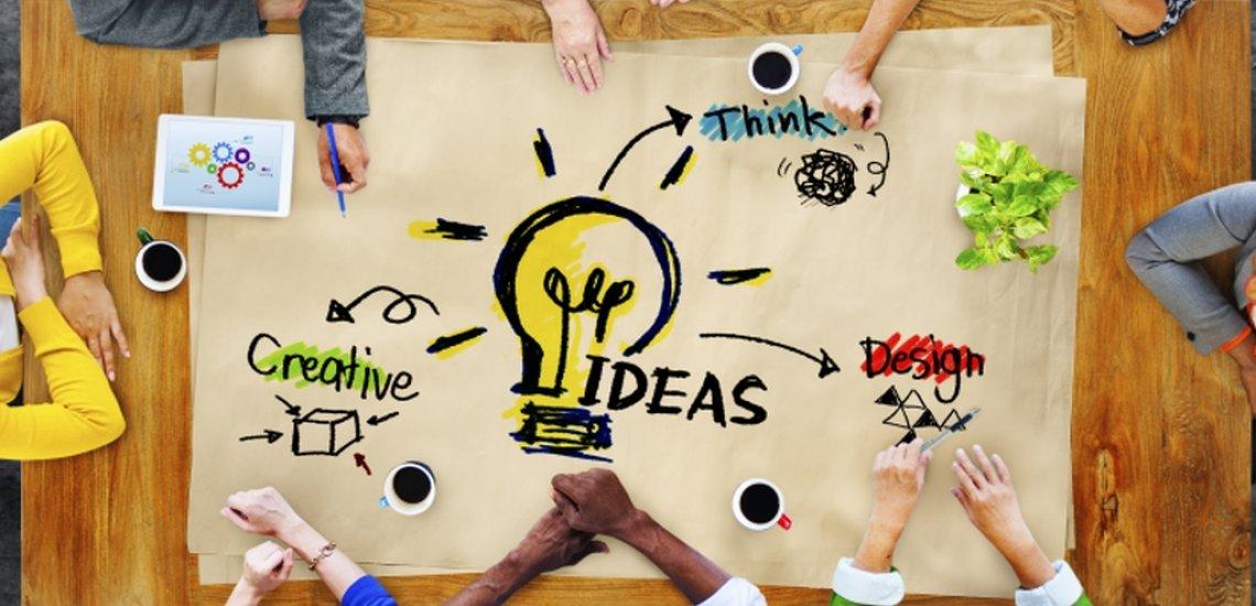 Agenturinhaber Lukas-Pierre Bessis zeigt, wie jeder krativ sein kann (c) Thinkstock/Rawpixel Ltd