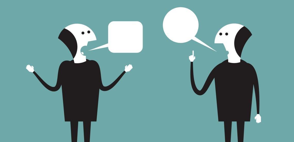 Mit Corporate Argumentation zum Dialog (c) Getty Images/iStockphoto/Alexandr Dubovitskiy