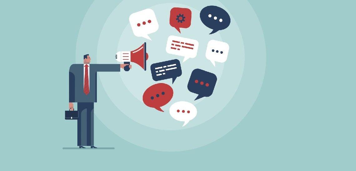 Für so manchen PR-Profi sind Anglizismen Teil der Fachsprache. (c) Thinkstock/bizvector