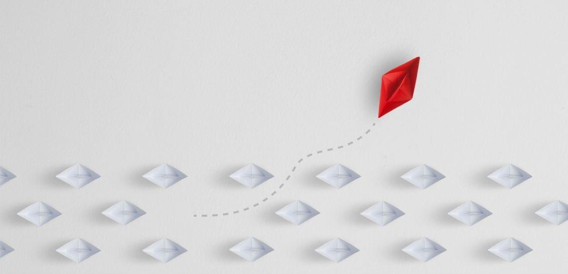 Veränderungskommunikation hat Erfolg, wenn sie den Prozess des Wandels aktiv mitgestaltet. (c) Thinkstock/your_photo