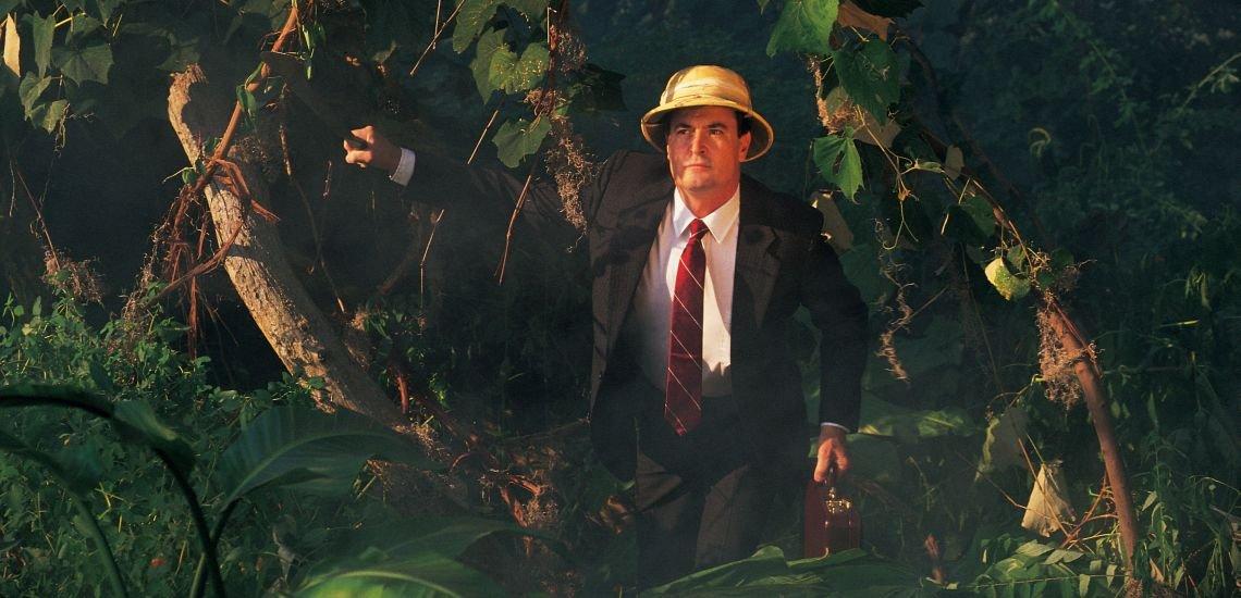 Geschäftsmann im Dschungel (c) Thinkstock/Comstock