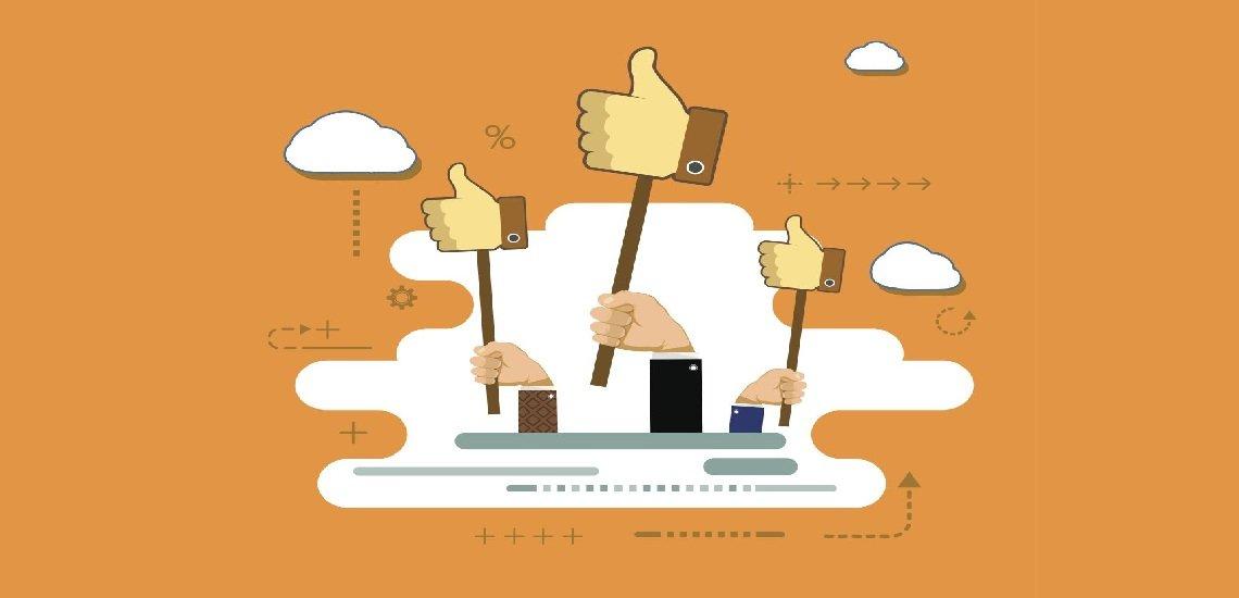 Wo genießen Unternehmen das höchste Vertrauen? Auf Facebook jedenfalls nicht. (c) Thinkstock/Trifonenko
