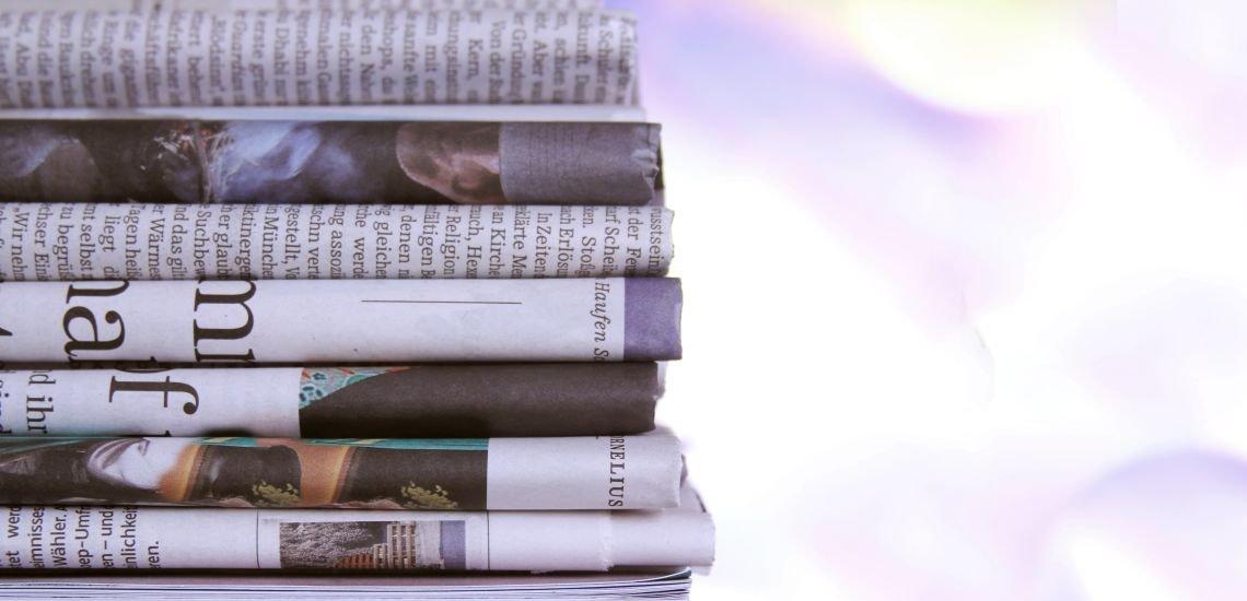 Zwei Drittel der Deutschen liest, hört und sieht keine Nachrichten. (c) Thinkstock/almir1968