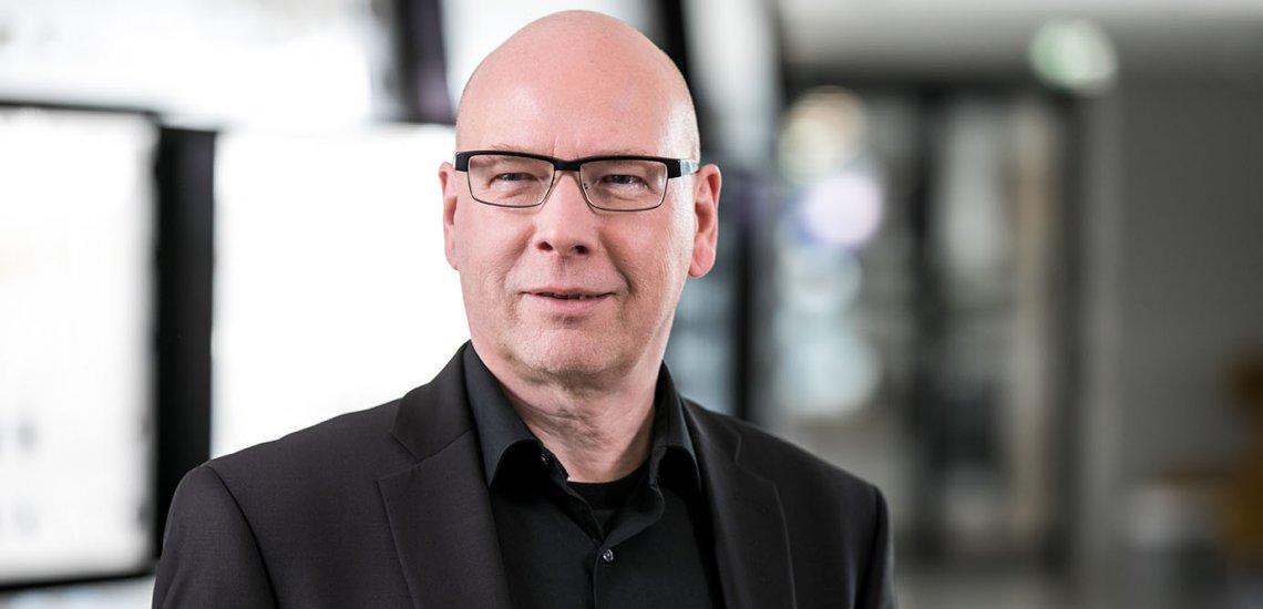 Thomas Mickeleit, Director of Communications bei Microsoft Deutschland, sieht die Zukunft der Internen Kommunikation in AR. / Thomas Mickeleit: (c) Microsoft Deutschland GmbH