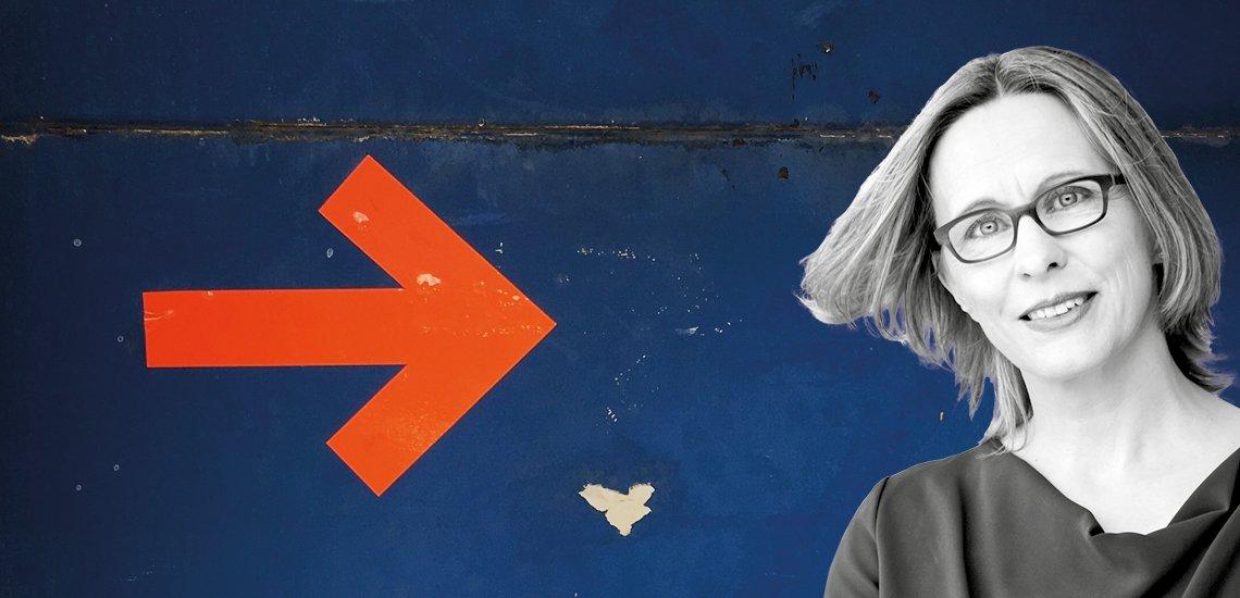 Daniela Engist ließ ihre Karriere in der Unternehmenskommunikation hinter sich und wurde Schriftstellerin (c) Getty Images, Anja Limbrunner