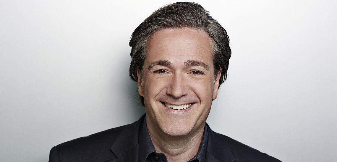 Wolfgang Büchner wechselt auf die Agenturseiter. (c) Laurence Chaperon