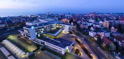 Die Konzernzentrale von ZF Friedrichshafen. (c) ZF Friedrichshafen
