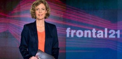 """Ilka Brecht moderiert """"Frontal21"""" seit 2014. Ein Jahr später wurde sie Redaktionsleiterin. (c) Svea Pietschmann/ZDF"""