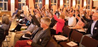 Aus dem BdP wird der Bundesverband der Kommunikatoren BdKom. (c) Jana Legler