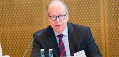 Jörg Schillinger während der BdP-Mitgliederversammlung 2016, (c) Quadriga Media/Laurin Schmid