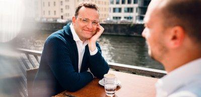 Bundesgesundheitsminister Jens Spahn. (c) BMG