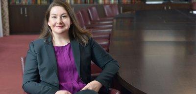 Caroline Krohn plädiert für eine nachhaltige Digitalisierung. / Caroline Krohn: (c) Caroline Krohn