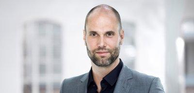 Christof Schmid ist neuer Head of Communications bei Twitter Deutschland. (c) Twitter