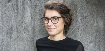 Hoffte als Kind am Trainingsgelände des FC Bayern auf Autogramme: Anna-Lena Müller. (c) Vivian Balzerkiewitz