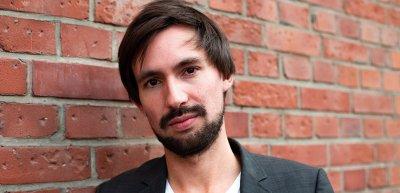 Dario Nassal, Mitgründer von Buzzard, räumt Fehler im Umgang mit rechtsextremen Webseiten ein./ Dario Nassal: (c) Alisa Sonntag