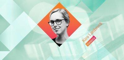 Kira Limbrock (c) Vonovia Collage: Leonie Münch