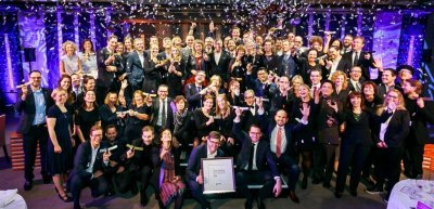 Die Gewinner (c) Econ Awards