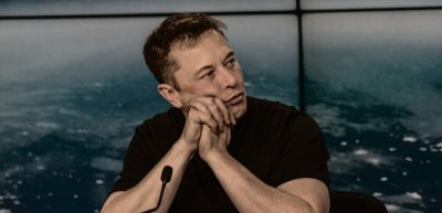 Elon Musk verabschiedet sich von Twitter (c) Daniel Oberhaus [CC BY-SA 4.0 (https://creativecommons.org/licenses/by-sa/4.0)]
